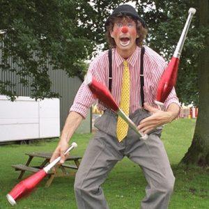 Jongleer-Clown-Huren-Boeken-Clown.nl