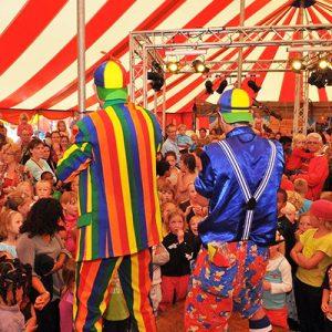 Clown-Carnaval-Kindercarnaval-huren-boeken